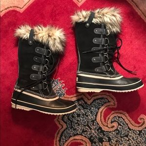 The Iconic Sorel Winter Snow Mountaineering Boot